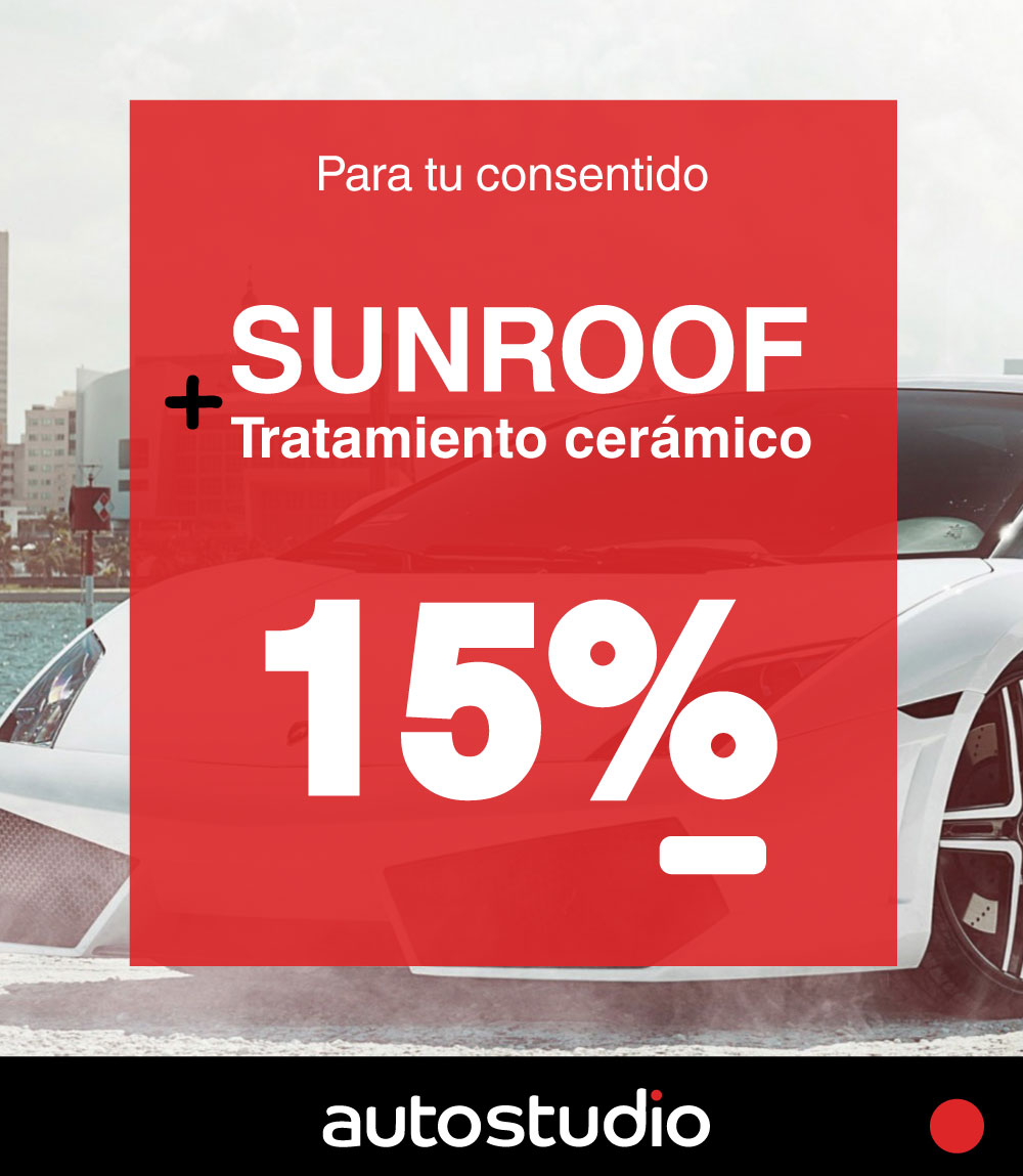 promo sunroof autostudio
