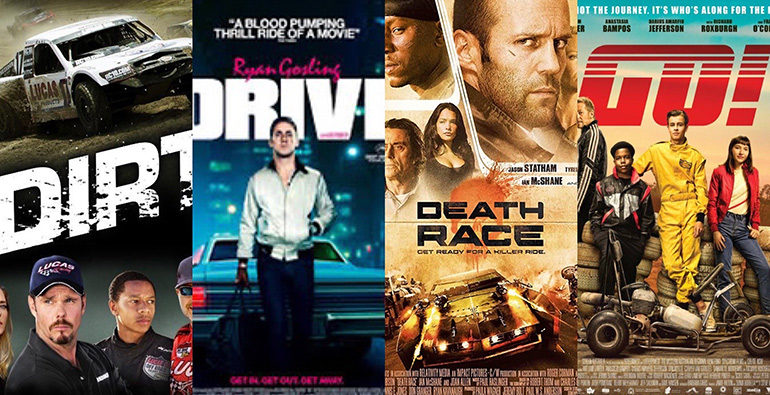 Mejores 10 películas de autos de Netflix